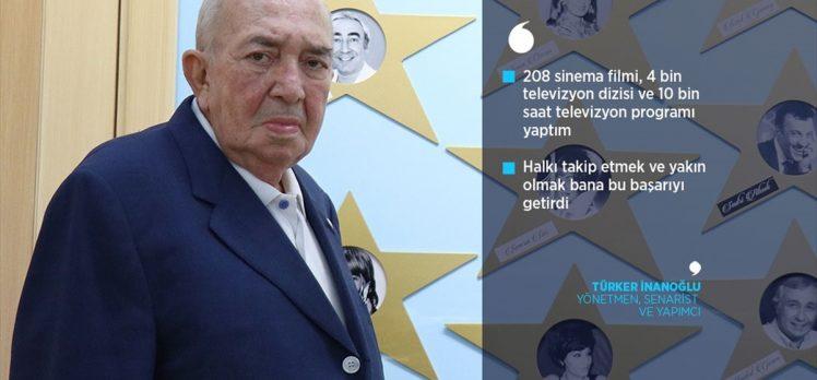 Türker İnanoğlu: Siyah beyaz filmleri izleyip hüngür hüngür ağlıyorum