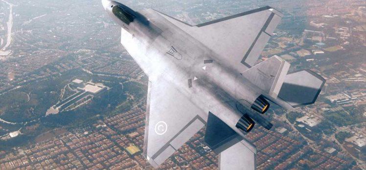 Rusya'dan Türk TF-X uçağı ilgisi