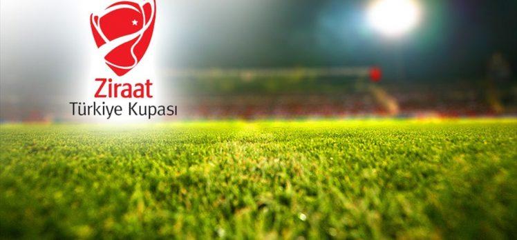 Ziraat Türkiye Kupası'nda 2. tur yarın oynanacak 6 müsabakayla start alacak.
