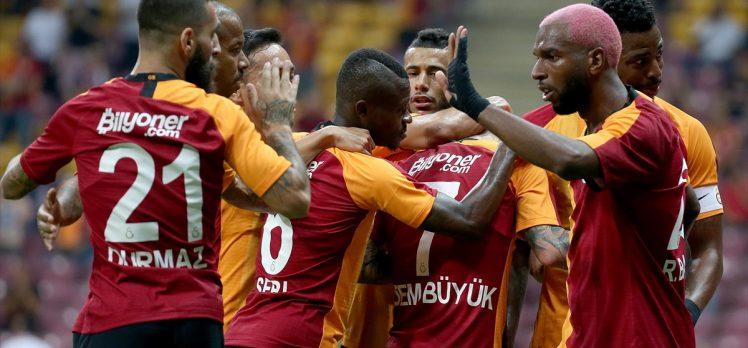 Galatasaray derbide iç saha performansına güveniyor
