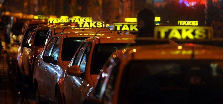 Taksilerde yeni tarife bu gece başlıyor