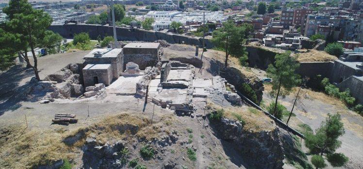 'Diyarbakır'ın kalbi'nde yerleşim 8 bin yıl önce başlamış