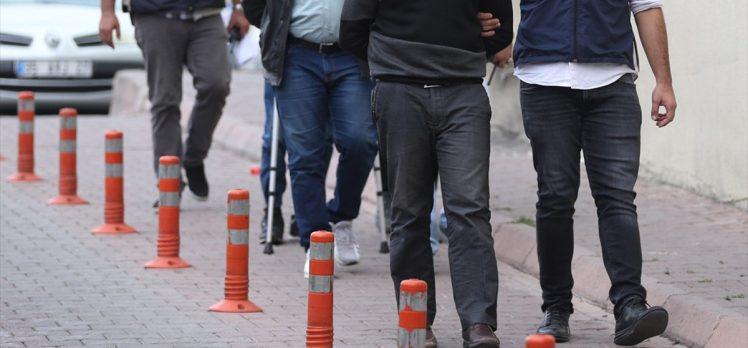 21 ildeki DEAŞ operasyonlarında 100 kişi yakalandı