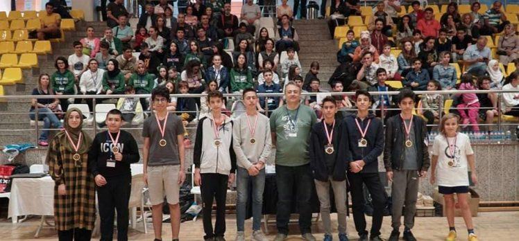 GO Turnuvası'nda Enderunlu Sporcular 9 Madalyadan 6'sını kazandı