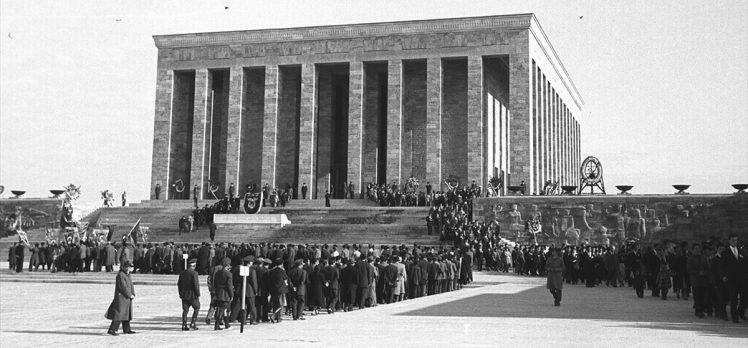 Atatürk'ün 'son yolculuğu'na ilişkin belgeler Anıtkabir'de ilk kez sergilenecek
