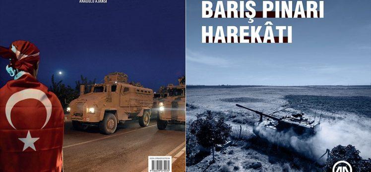 AA'nın 'Barış Pınarı Harekatı' kitabı ilk kez TÜYAP Fuarı'nda okuyucu ile buluştu