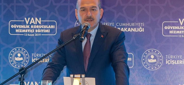 İçişleri Bakanı Soylu: DEAŞ'ın çok önemli bir adamını Suriye'de ele geçirdik