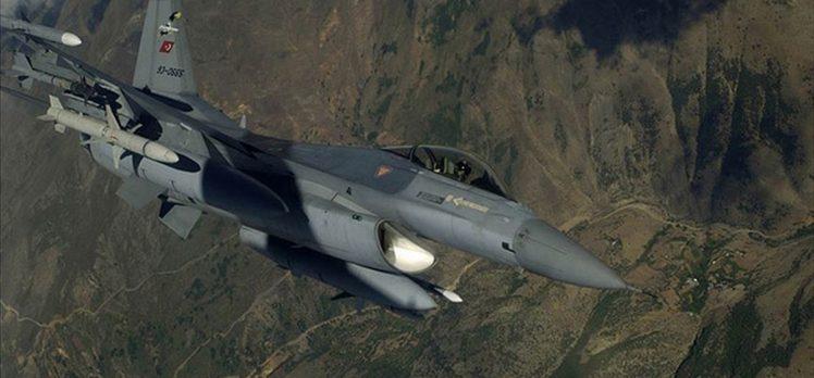 Irak'ın kuzeyinde PKK'lı 8 terörist etkisiz hale getirildi