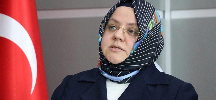 Bakan Zehra Zümrüt Selçuk: Kadına yönelik şiddeti bir insanlık suçu olarak görüyoruz