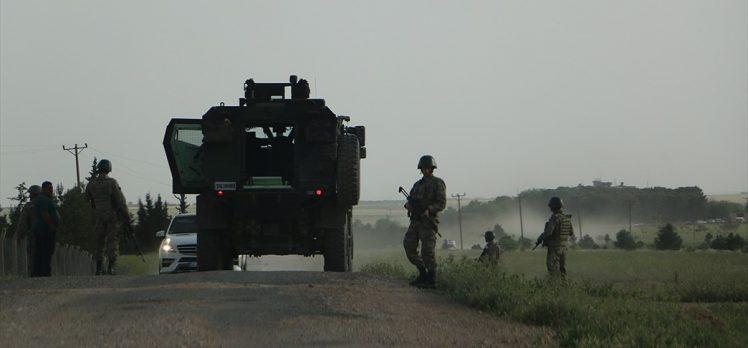 Akçakale'deki hudut karakoluna havan saldırısı: 2 şehit