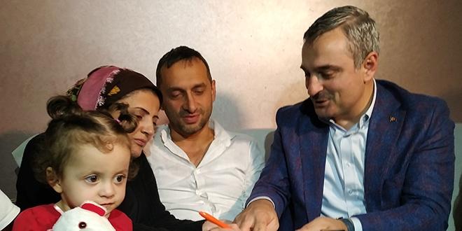 AK Parti İstanbul İl Başkanlığından yeni üye çalışması