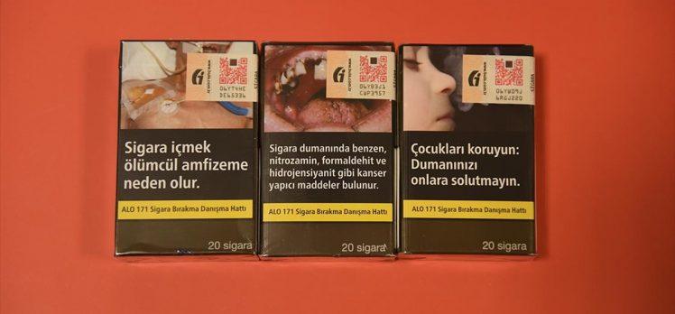 Sigarada düz ve standart paket uygulaması yarın başlıyor