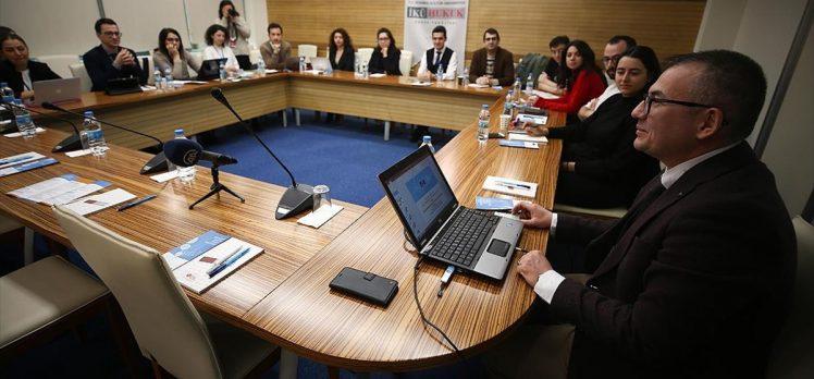 Kültür Üniversitesinde hukuk profesyonellerine insan hakları eğitimi