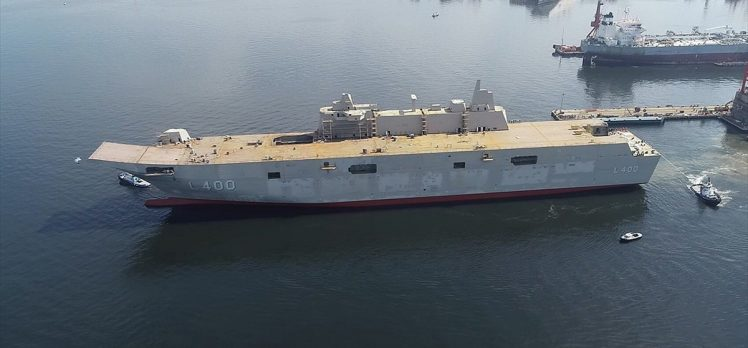 TSK 'Mavi Vatan'ı yeni gemi ve denizaltılarla koruyacak
