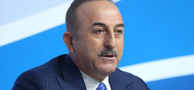 Dışişleri Bakanı Çavuşoğlu: Avrupa Konseyi'nin tarafsız ve yapıcı bir tutumda olmasını bekliyoruz