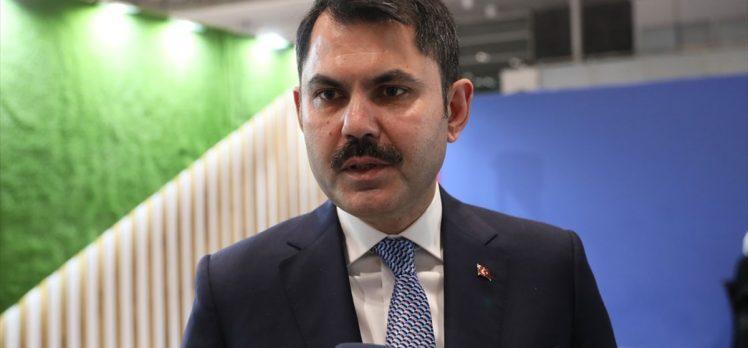 Çevre ve Şehircilik Bakanı Kurum: İklim değişikliği artık milli güvenlik meselesidir