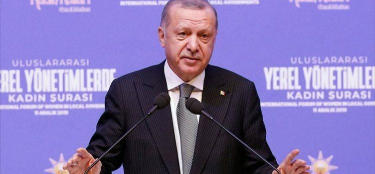 Cumhurbaşkanı Erdoğan: Nobel'in Handke'ye verilmesi vampirler topluluğunun oluştuğunu gösteriyor