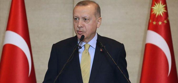 Cumhurbaşkanı Erdoğan: Yurt dışında yaşayan her bir kardeşimiz Türk milletinin temsilcisidir