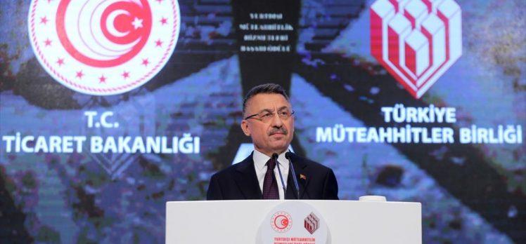 Cumhurbaşkanı Yardımcısı Oktay: Kanal İstanbul Projesine milletimizin ortak faydası için inanıyoruz
