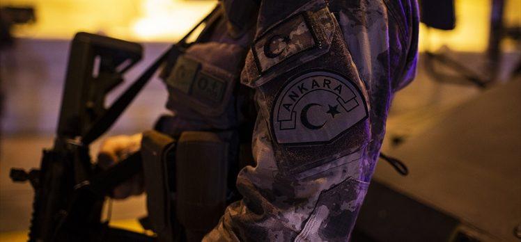 Ankara'da yılbaşında eylem hazırlığında olduğu değerlendirilen 5 yabancı uyruklu yakalandı
