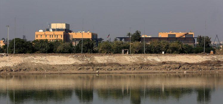 ABD'nin Bağdat Büyükelçiliği yakınına füzeli saldırı