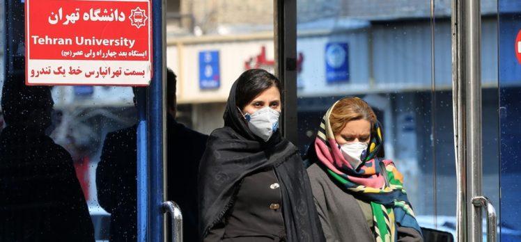 İran'da koronavirüs nedeniyle ölü sayısı 66'ya yükseldi