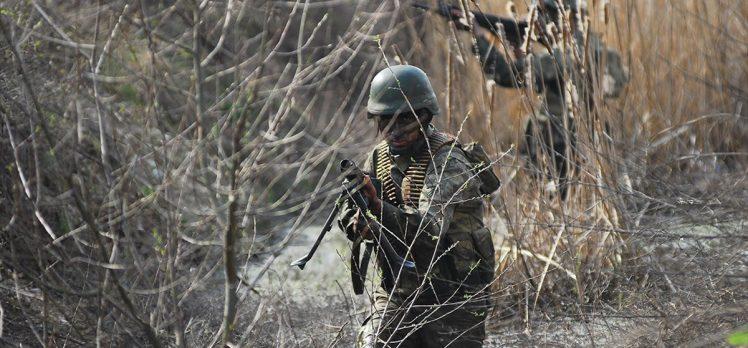 MSB: Tel Rıfat bölgesinde saldırı hazırlığındaki 13 terörist etkisiz hale getirildi