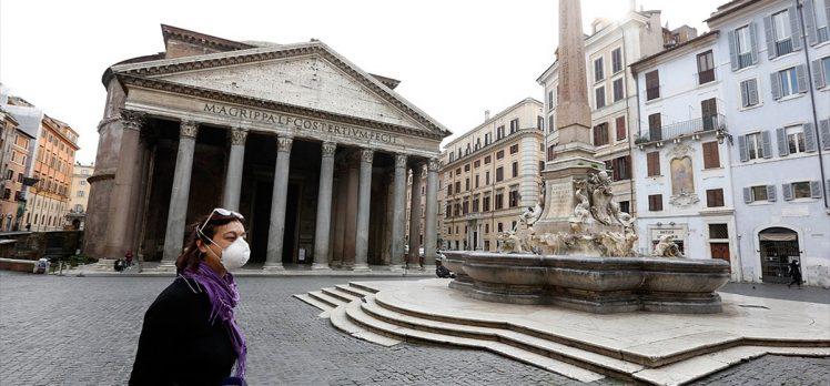 İtalya'da Kovid-19'dan ölenlerin sayısı 2158'e yükseldi