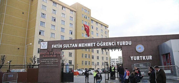 Avrupa'dan gelen 1957 kişi İstanbul'daki üç yurtta karantina altında