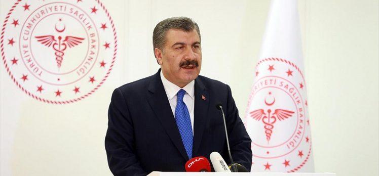 Sağlık Bakanı Koca: Hasta sayımız 359'a ulaştı