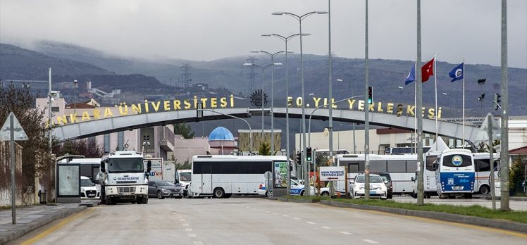 Umre dönüşü Ankara ve Konya'da karantinaya alınanların tahliyesi 1 hafta ertelendi