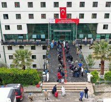 Bakan Kasapoğlu: 20 bin 427 kişi yurtlardan ayrıldı