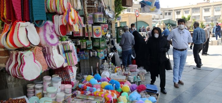 İran'da koronavirüs kaynaklı can kaybı 5 bin 391'e yükseldi