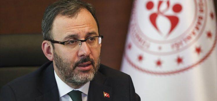 Bakan Kasapoğlu: 76 ildeki yurtlarımızda 17 bin 506 vatandaşımız karantina sürecini geçiriyor