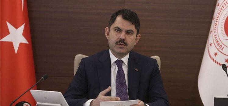 Çevre ve Şehircilik Bakanı Kurum: Son 2 yılda 83 ayrı bölgeyi 'kesin korunacak hassas alan' ilan ettik