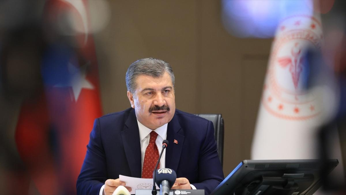 Sağlık Bakanı Koca: Koronavirüsle mücadelenin ikinci dönemindeyiz