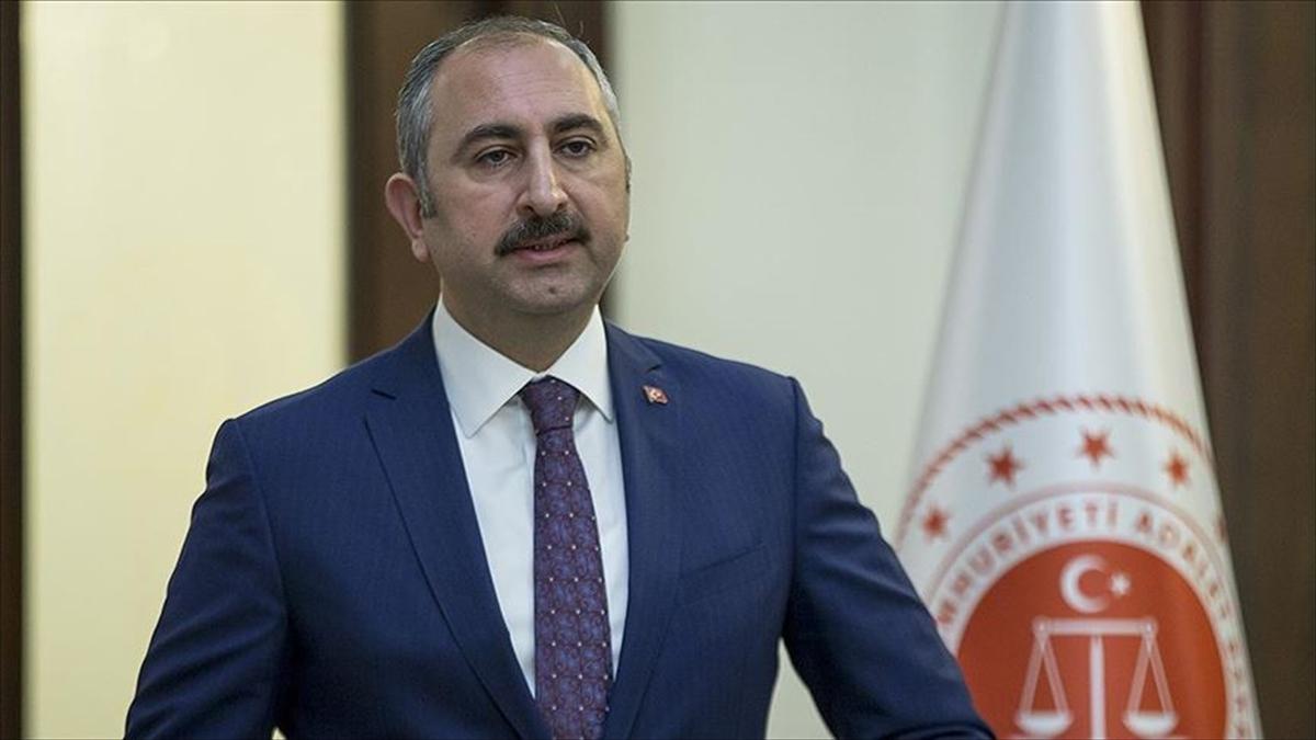 Adalet Bakanı Gül'den Hrant Dink Vakfına yönelik tehdide ilişkin açıklama