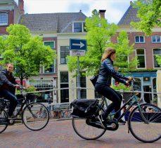 Dünyanın en bisiklet dostu şehri Utrecht