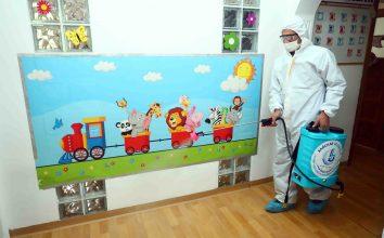 HaberlerBağcılar Belediyesi Çocuk Bakım Evi Eğitime Hazır