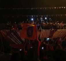 Süper Lig'de 62. sezonun şampiyonu Medipol Başakşehir