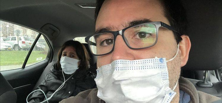 ABD'de Kovid-19'a yakalanan Prof. Dr. Ceyhun Elgin'den Türkiye'deki mücadeleye övgü