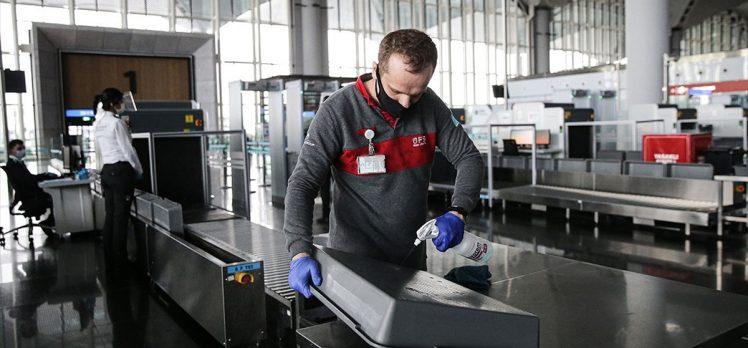 Türkiye'deki havalimanlarının Kovid-19 güvenilirliği AB kuruluşlarınca da ilan edilecek