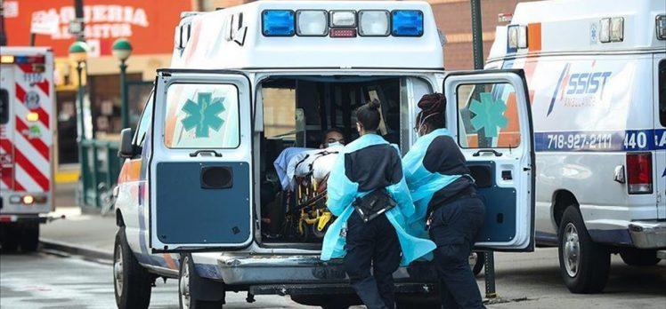 ABD'de Kovid-19 salgınında 1092 kişi hayatını kaybetti