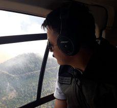 Bakan Pakdemirli: Menderes'teki orman yangını ile ilgili 1 kişi gözaltına alındı