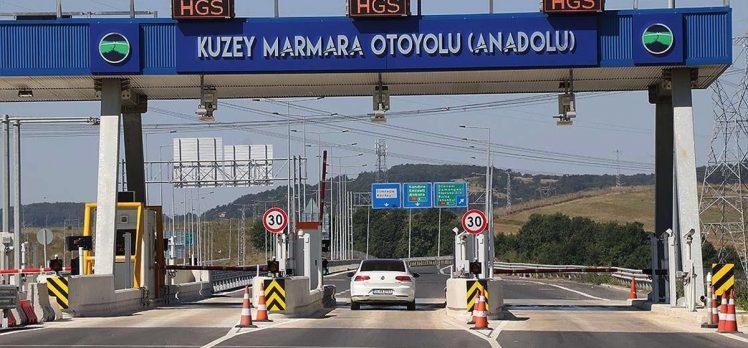 Kuzey Marmara Otoyolu'nda sorumluluk jandarmada olacak