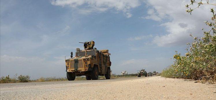 MSB: İdlib'deki 26'ncı Birleşik Kara Devriyesi esnasında patlama meydana geldi