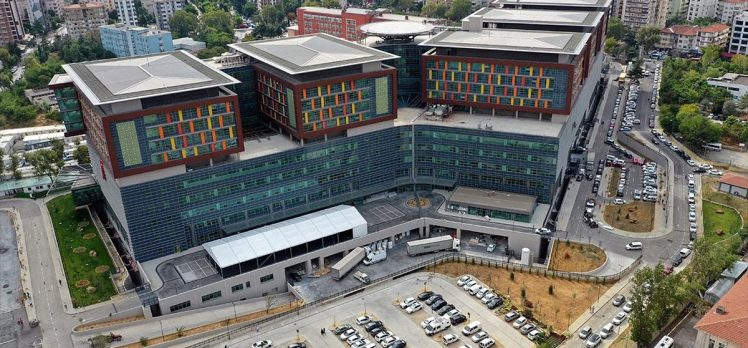 İstanbul'un dördüncü şehir hastanesi yarın kapılarını açıyor