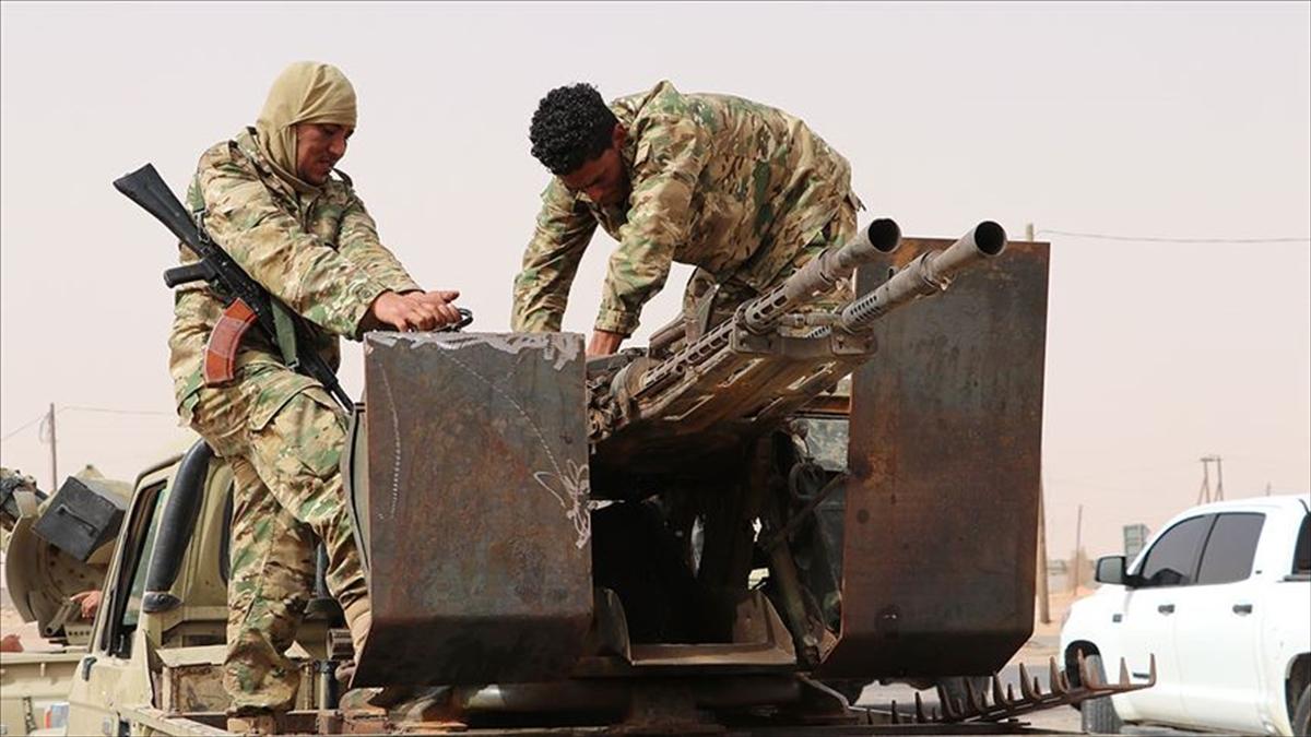 Libya ordusu 'Kaniyat' milislerinden 13 kişiyi yakaladı