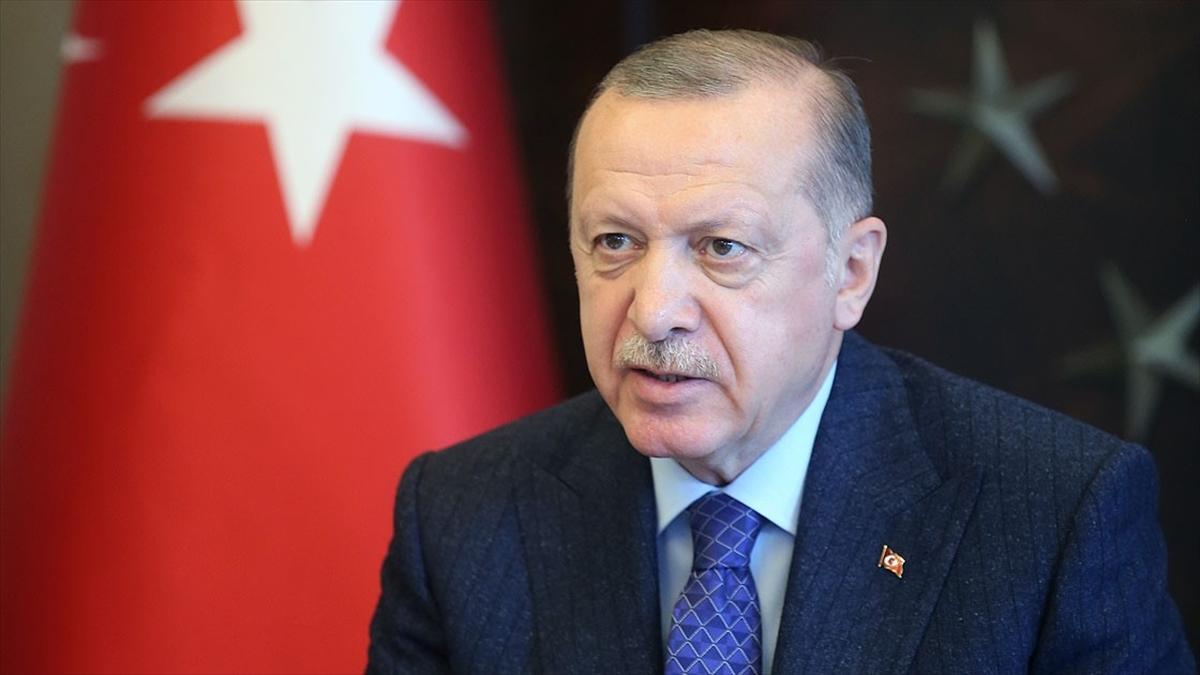 Cumhurbaşkanı Erdoğan ile İspanya Başbakanı Sanchez video konferansla görüştü