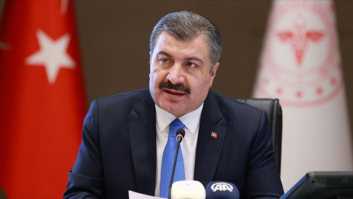 Bakan Koca: Sağlık çalışanlarına yönelik şiddetin önlenmesi için çabamız kararlılıkla devam edecek